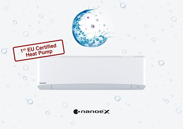 Independent Test Results confirm an inhibitory effect on the SARS-CoV-2 by Panasonic's air conditioner with nanoe X