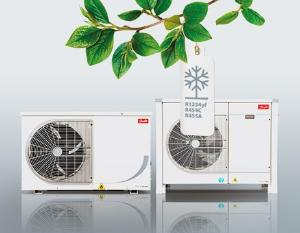 The new Danfoss Optyma Slim Pack and Optyma Plus multi-refrigerant condensing units
