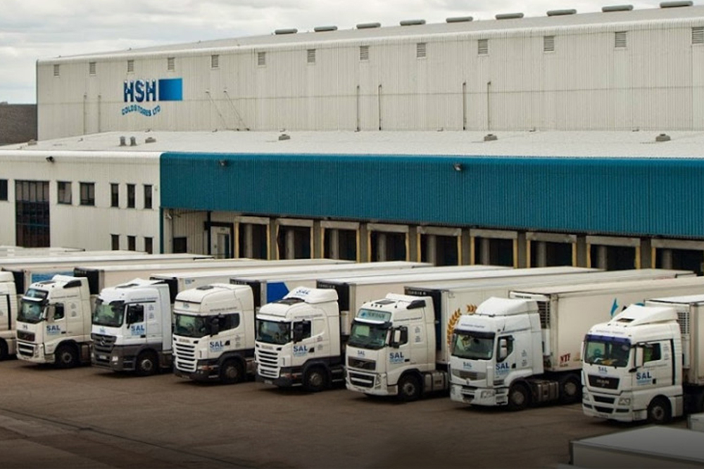 Constellation Cold Logistics acquisition of majority interest in HSH Coldstores alongside Founder and CEO