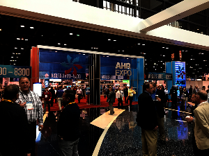 Innovation at AHR Expo 2019
