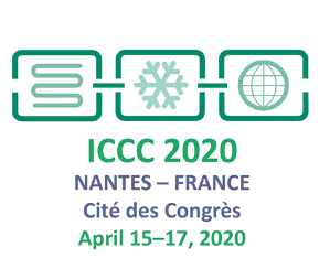 IIR International Conference on Sustainability and Cold Chain 2020