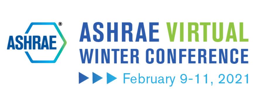 ASHRAE's Virtual Winter Conference Offer Robust Technical Program