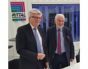 Rittal and STULZ have entered into a global partnership